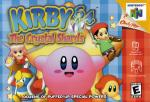 Kirby 64 - The Crystal Shards Boxart